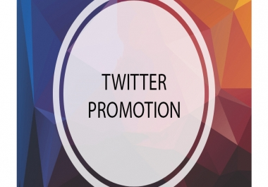 Promote your Twitter to our Communities