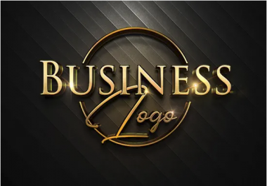 design professional business creative logo