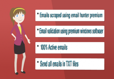 Earn Money by Reselling 500,000 Public Emails Database
