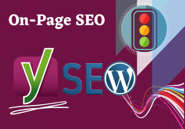 WordPress on-page Yoast SEO Optimization for Top Rankings