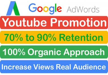 YouTube Video Promotion and Marketing Via Google Adwords