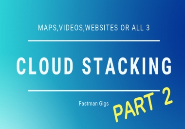 Cloud Stacking Part 2 - Add more Power