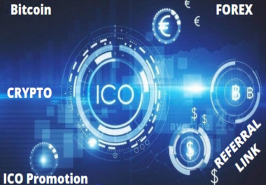 TWO Month Organic Unlimited Forex Bitcoin ICO Crypto Currency Website Traffic