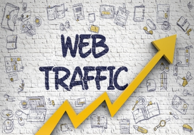 30 Days Long Visit Duration Organic Visitors Traffic with Low Bounce Rate