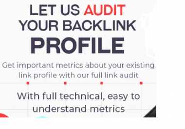 give you a full backlink report for any website.