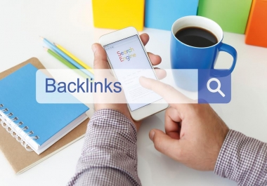 I can create 20 da (domain authority) 30+ do-follow backlinks