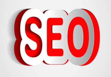 I will SEO DA 30+ 50+ Do follow 40 backlinks white hat manual link building service for top ranking