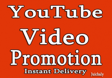 YouTube video promotion and viral your video