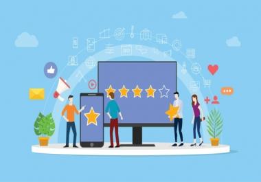 Post 2 Local customer feedback On Google Maps