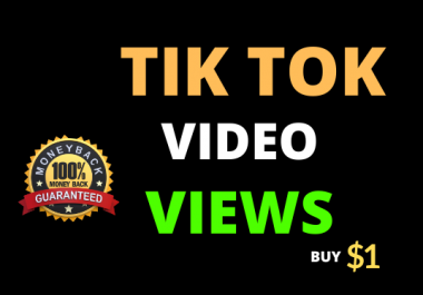 High Quality TikTok Video Promotion and Marketing