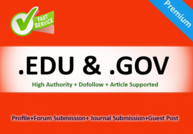 EDU and GOV Back-links – USA Universities & College – Do-follow – Contextual Back-links