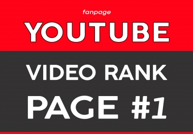 VIDEO RANKING TOP 1 PAGE ON YOUTUBE - BEST RESULT 2020