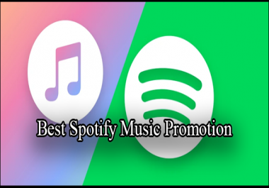 High Quality Spootify Album Promotion