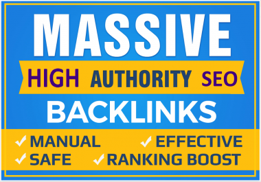 Boost your ranking with 1500 High Powerful Niche Relevant Industry Specified WEB2.0 Backlinks