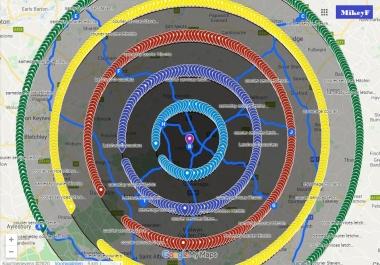 1St Page GOOGLE, 20K Map Citations+ 50 high citations +50 livelinks+25 directions+150 miles radius