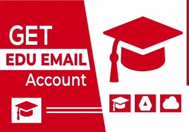 Give You Edu Email Account With in Few Hours To Get Discounts On Authority Sites