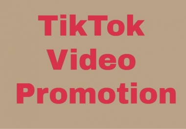 100K Fast Social ( TikTok) Video Promotion. Worldwide. Guaranteed.