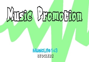 1 Month Music Promotion Best Ranking Chart Position