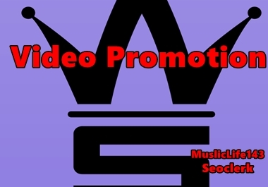 Video Promotion Get People React to your Video