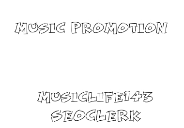 Music Promote To Your HipHop Mixtape Volume One