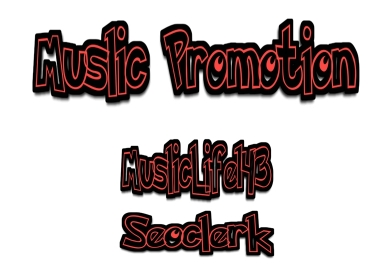 Music Promotion For Sponsored Or Not