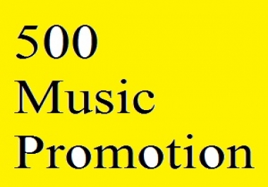 Get 500 Music Profile or Playlist Followers