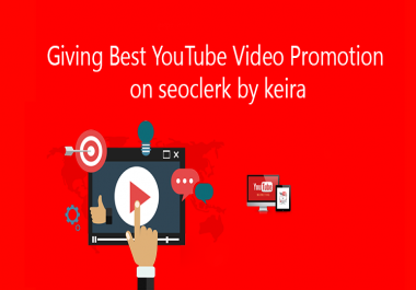 Give You Best YouTube Promotion