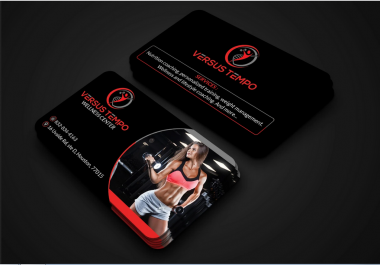 design professional minimalist and luxury business card