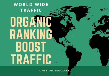 40,000 World Wide Traffic For You're Website