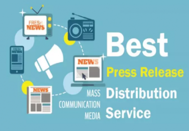 Press Release Distribution on 250+ Sites 2020 Guaranteed Ranking