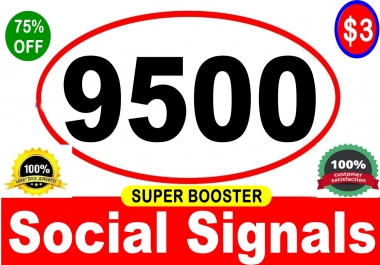 12000 SUPER BOOSTER SOCIAL SIGNAL PINTERESTVerified AUTHORITY Google Page #1 Ranking SOCIAL SIGNALS
