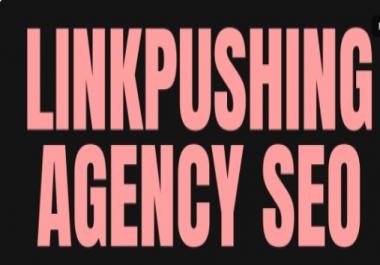 V3 Linkpushing AGENCY SEO 4 Weeks Results Guaranteed