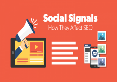 Create 500 PR9-PR10 HQ Social Signal Backlink