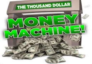 Make Legit Money by Robot Machine Online
