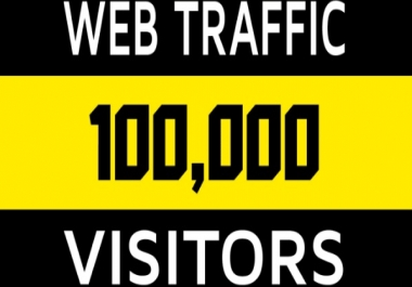 Provide 100000 Real Visitors from Social Network