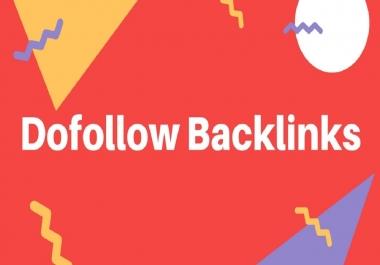 I Will Create 800 DoFollow Backlinks