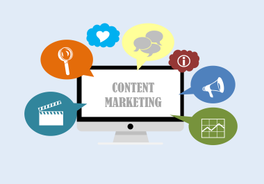 Professional Article Marketing Design