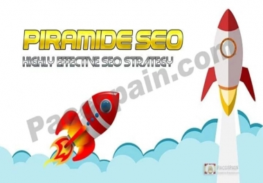 Killer SEO Pyramid Package - Effective SEO Strategy