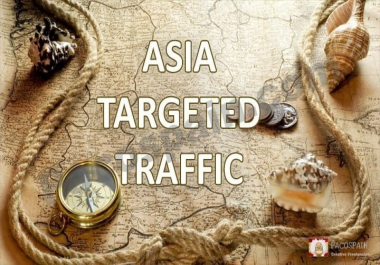 Buy Asia Targeted Traffic To Your Website Or Blog