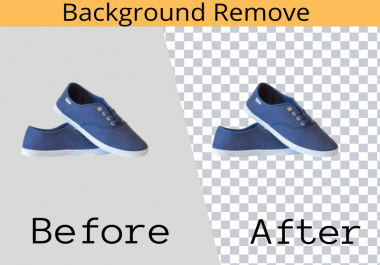 I will do 50 amazon product background remove in 24 hours