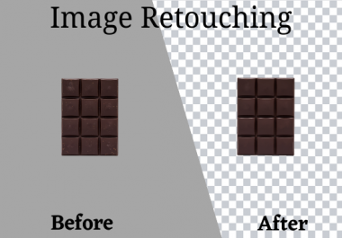 Professionally Photo Retouching, Photoshop Edit, Remove Background image resize and croping