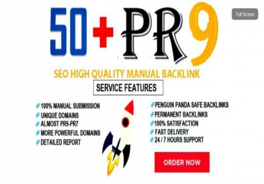 GET 50 DA 60+ SERP SEO Profile Backlinks to increase Ranking your Website, URL or Blog