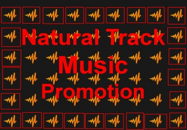 Perfectly a great medium for music promotion in your track