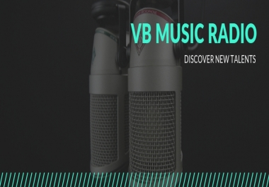 Add your track on official EDM label, Radio, Music hunter Playlist