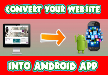 Convert Your Website, YouTube Chanel, Facebook Fan Page Into Android Application