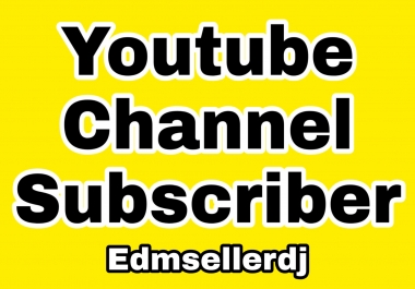 I Will Provide Youtube Organic Promotion by Real Users Only