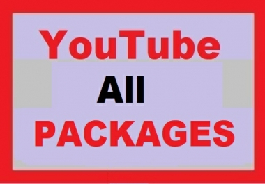 Video Promotion High Quality and Social Media YouTube Marketing