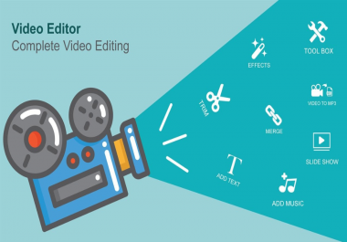 Edit your vlog videos and short videos