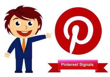 300 Real And High Repin Pinterest Social Signals