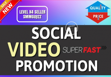 Get Social Video Real HQ Promotion